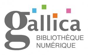 Gallica Bibliothèque numérique