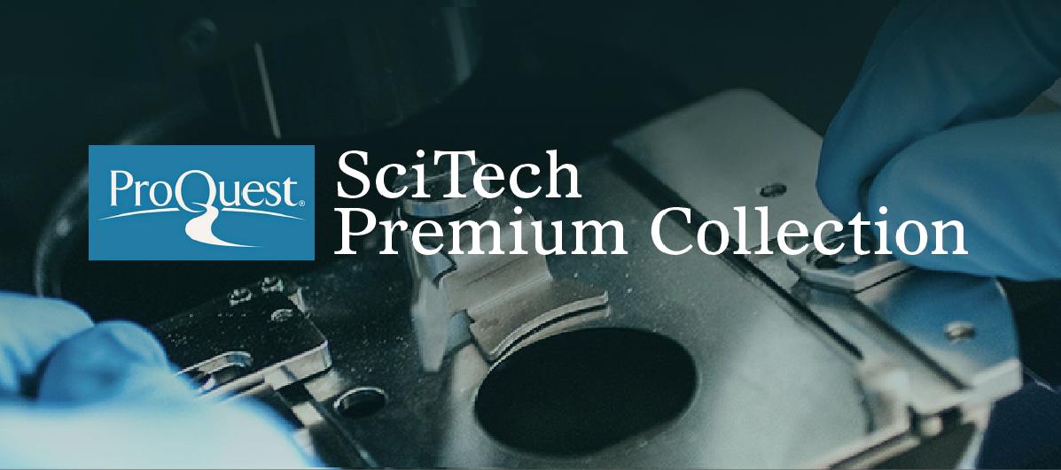 ProQuest SciTec Premium Collection