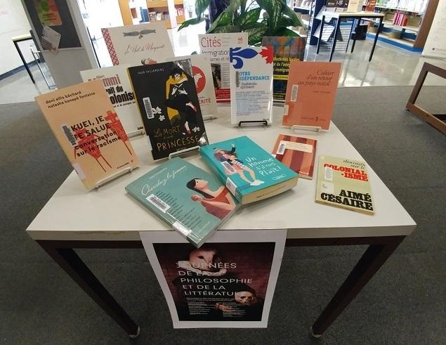 Journées de la philo et littérature au Cégep de Lévis-Lauzon
