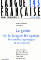 LangueFrancaise