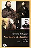 Anarchisme et éducation